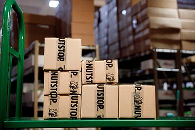 Nutstop Shipping